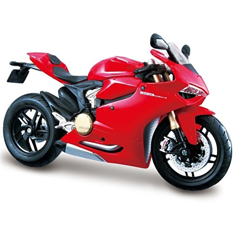 Maisto Maisto 1:12 Ducati 1199 Panigale Model Motosiklet Renkli